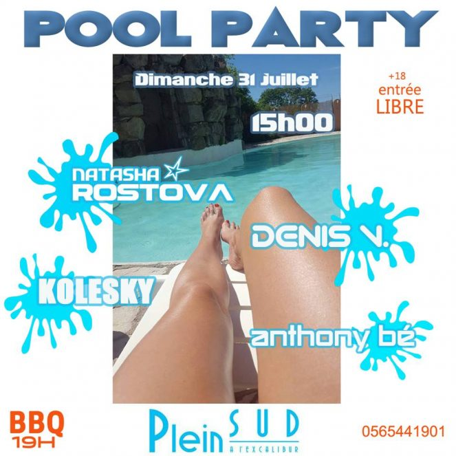 Pool Party
